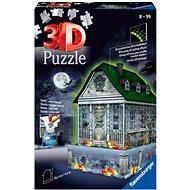 Ravensburger 112548 Spukhaus (Nachtausgabe) 216 Puzzleteile - 3D Puzzle
