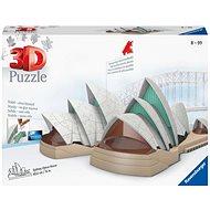 Ravensburger 3D Puzzle 112432 Opernhaus Sydney - 216 Teile - 3D Puzzle