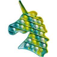 Pop it - Einhorn gelb marmoriert - Pop it