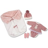 Llorens VRN843-24 Baby Doll Outfit NEW BORN size 43-44cm - Doll Accessory