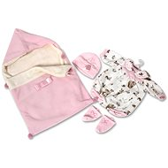 Llorens VRN843-84434 Baby Doll Outfit NEW BORN size 43-44cm - Doll Accessory