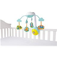 Bright Starts Soothing Safari 2-in-1 Cot Mobile 0m+ - Cot Mobile
