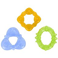 Bright Starts Water Filled teether - 3 Shapes, 3m+ - Baby Teether