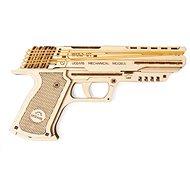 Ugears Wolf-01 Pistolenmodell - Holzbausatz