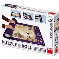Puzzleunterlage Rollmatte für Puzzlespiele
