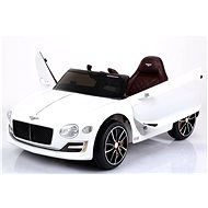 Bentley EXP 12 Weißer Prototyp - Elektroauto für Kinder