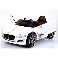 Bentley EXP 12 Prototyp weiß - Elektroauto für Kinder