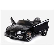 Bentley EXP 12 Schwarzer Prototyp - Elektroauto für Kinder