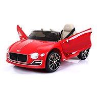 Bentley EXP 12 Prototyp rot lackiert - Elektroauto für Kinder