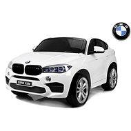 BMW X6 M weiß - Elektroauto für Kinder