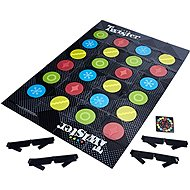 Blindfolded Twister mit Augenbinde - Partyspiel