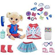Baby Alive Puppe mit BL Ersatzkleidung - Puppe