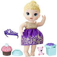 Baby Alive blonde Geburtstagspuppe - Puppe
