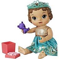 Baby Alive dunkelhaarige Geburtstagspuppe - Puppe