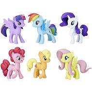My Little Pony Sammlung von 6 Ponys - Figurenset