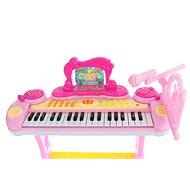 Klavier mit Springbrunnen - Musikspielzeug