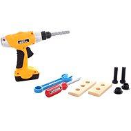 Spielset - Werkzeugset mit Bohrmaschine - Spielset