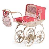 DeCuevas 87033 Kinderwagen für Puppen tief Martina 2020 - Puppenwagen