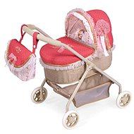 DeCuevas 86033 Mein erster Kinderwagen für Puppen mit Martina 2020 Tasche und Zubehör - Puppenwagen