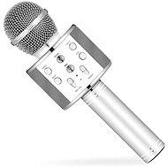 Karaoke-Mikrofon Eljet Globe Silver - Mikrofon