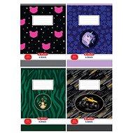 Herlitz 512 MIX für Mädchen/für Jungen, liniert - Heft
