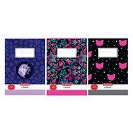 Herlitz 524 x.block MIX Schulhefte für Mädchen - liniert - Heft