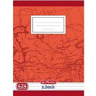 Herlitz 424 x.book Schulheft - holzfrei - liniert - Heft