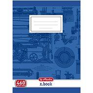 Herlitz 460 Schulheft - holzfrei - blanko - Heft