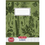 Herlitz x.book 545 Schulheft holzfrei - kariert - Heft
