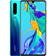 HUAWEI P30 Gradient Blue - Handy