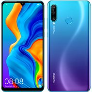 HUAWEI P30 Lite Gradient Blue - Handy