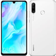 Huawei P30 Lite 64 GB Gradient white - Handy