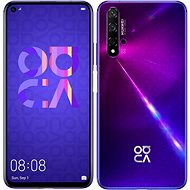 HUAWEI nova 5T violett - Handy