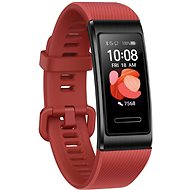 Huawei Band 4 Pro Cinnabar Red - Fitness-Armband