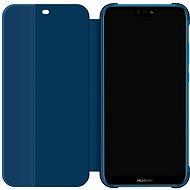 Handyhülle Huawei Original Folio Blau für P20 Lite - Handyhülle