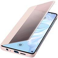 Huawei Original S-View Hülle Pink für P30 Pro - Handyhülle