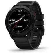 Garmin Fenix 6X Pro Glass Black/Black Band - Smartwatch