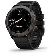 Garmin Fenix 6X Pro Sapphire Carbon Gray DLC/Black Band - Smartwatch