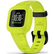 Garmin Vivofit Junior3 Green - Fitness-Armband