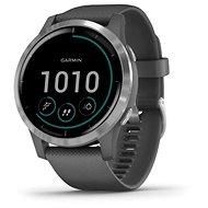 Garmin Vívoactive 4 Silver Gray - Smartwatch