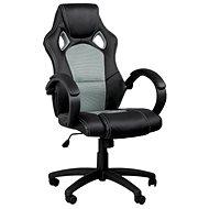 HAWAJ MX Racer šedo/černé - Gaming Stühle