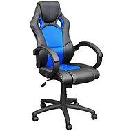 HAWAJ MX Racer blau/schwarz - Bürosessel