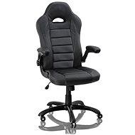 HAWAJ Racing design černé - Gaming Stühle
