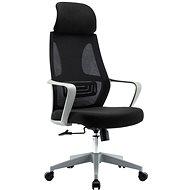 HAWAJ C9011A - Schreibtischstuhl - schwarz/grau - Bürostuhl