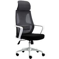 HAWAJ C9011A - Schreibtischstuhl - schwarz/weiß - Bürostuhl