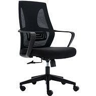 HAWAJ C9011B - Schreibtischstuhl - schwarz/schwarz - Bürostuhl