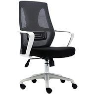 HAWAJ C9011B - Schreibtischstuhl - schwarz/weiß - Bürostuhl