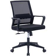 HAWAJ C9221B - Schreibtischstuhl - schwarz/schwarz - Bürostuhl