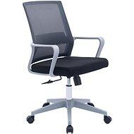HAWAJ C9221B - Schreibtischstuhl - schwarz/grau - Bürostuhl