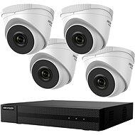 HikVision HiWatch HWK-N4142TH-MH, KIT, 2 MP, Rekorder + 4 Kameras, 4-Kanal, 1 TB HDD - Kamerasystem